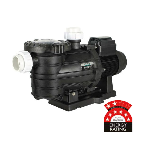 Pentair StaRite Enviromax variable speed pool pump